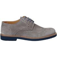 kengät Miehet Derby-kengät Exton 9190 Harmaa