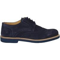 kengät Miehet Derby-kengät Exton 9190 Sininen