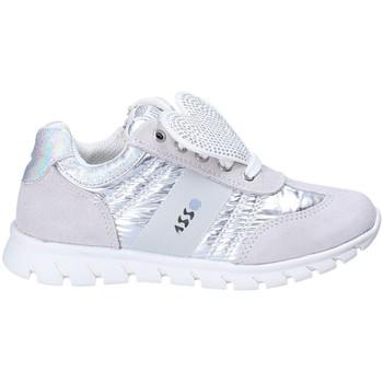 kengät Lapset Matalavartiset tennarit Asso 62506 Valkoinen