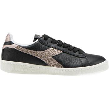 kengät Naiset Matalavartiset tennarit Diadora 501.173.994 Musta