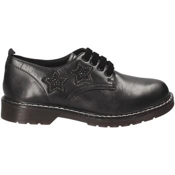 kengät Lapset Derby-kengät Grunland SC3971 Musta