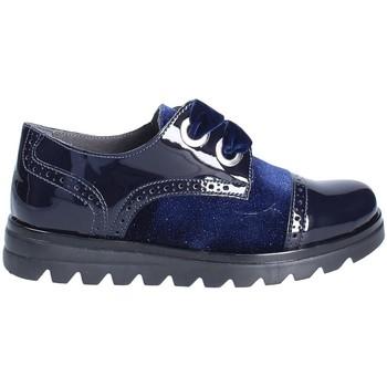 kengät Lapset Derby-kengät Melania ME6218F8I.A Sininen