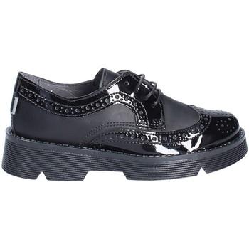 kengät Lapset Derby-kengät Melania ME6225F8I.A Musta