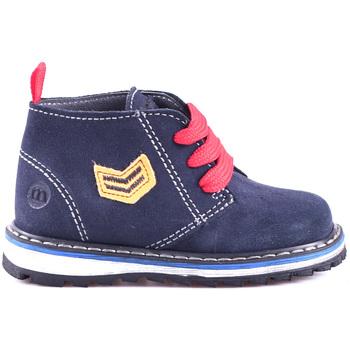 kengät Lapset Bootsit Melania ME1032B8I.B Sininen