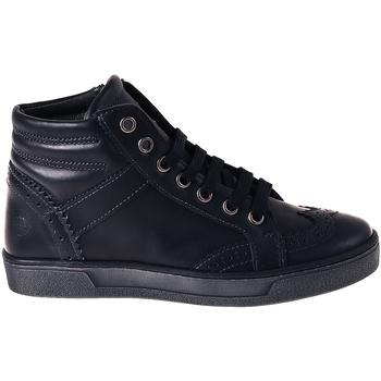 kengät Lapset Korkeavartiset tennarit Melania ME6000F8I.B Sininen