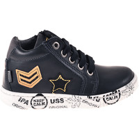kengät Lapset Korkeavartiset tennarit Melania ME1033B8I.C Sininen