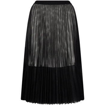 vaatteet Naiset Hame Calvin Klein Jeans J20J212944 Musta