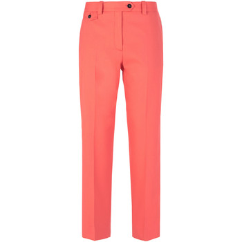 vaatteet Naiset Chino-housut / Porkkanahousut Calvin Klein Jeans K20K201629 Vaaleanpunainen