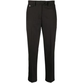vaatteet Naiset Chino-housut / Porkkanahousut Calvin Klein Jeans K20K201632 Musta
