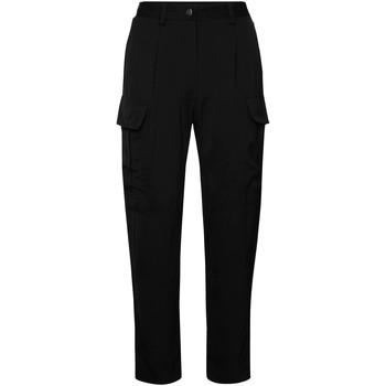 vaatteet Naiset Reisitaskuhousut Calvin Klein Jeans K20K201768 Musta