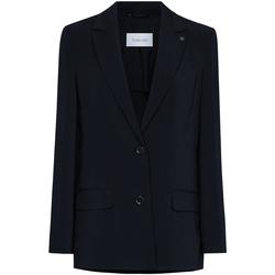 vaatteet Naiset Takit / Bleiserit Calvin Klein Jeans K20K201776 Musta