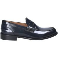 kengät Miehet Mokkasiinit Exton 102 Sininen