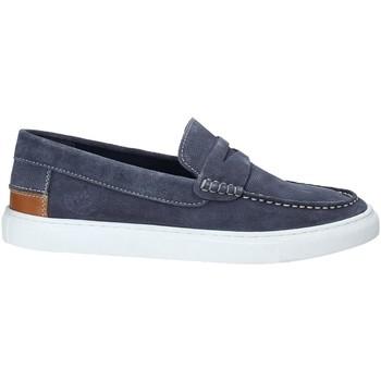 kengät Miehet Mokkasiinit Lumberjack SM62602 001 A01 Sininen