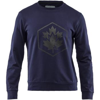 vaatteet Miehet Svetari Lumberjack CM60142 001 502 Sininen
