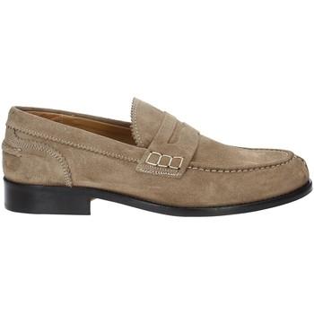 kengät Miehet Mokkasiinit Rogers 652 Beige