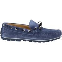 kengät Miehet Mokkasiinit Rogers 700 Sininen