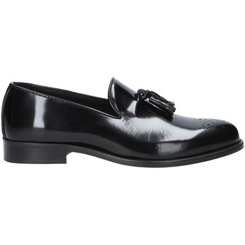kengät Miehet Mokkasiinit Rogers 603 Musta