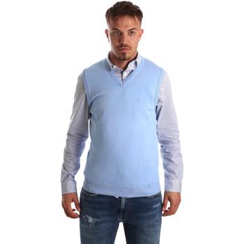 vaatteet Miehet Neuleet / Villatakit Navigare NV00165 21 Sininen