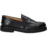 kengät Miehet Mokkasiinit Exton 9102/ Musta