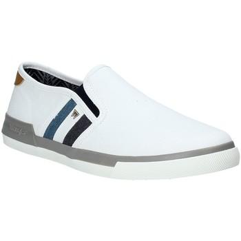 kengät Miehet Tennarit Wrangler WM91102A Valkoinen