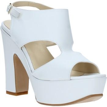 kengät Naiset Sandaalit ja avokkaat Grace Shoes TQ 102 Valkoinen