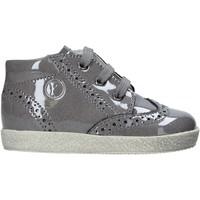 kengät Lapset Bootsit Falcotto 2013540-02-0B01 Harmaa