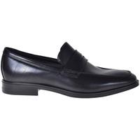 kengät Miehet Mokkasiinit Ecco 62168401001 Musta