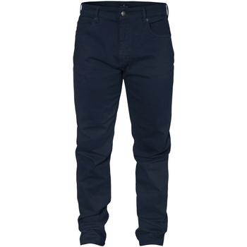 vaatteet Miehet Chino-housut / Porkkanahousut Navigare NV53074 Sininen