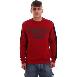 vaatteet Miehet Svetari Gaudi 921BU64051 Punainen