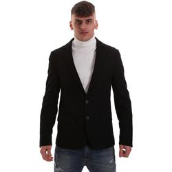 vaatteet Miehet Takit / Bleiserit Antony Morato MMJA00407 FA100130 Musta