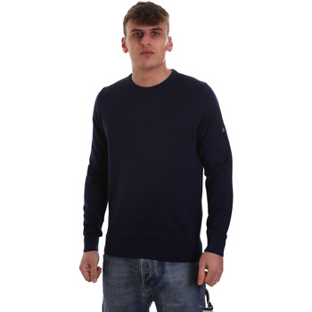 vaatteet Miehet Neulepusero Navigare NV10221 30 Sininen