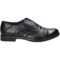 kengät Miehet Derby-kengät Exton 3102 Musta