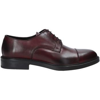 kengät Miehet Derby-kengät Rogers 1001_4 Punainen