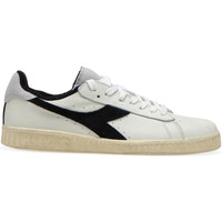 kengät Miehet Matalavartiset tennarit Diadora 501.174.764 Valkoinen