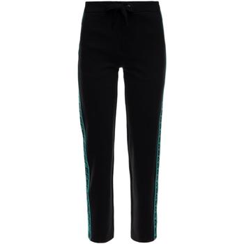 vaatteet Naiset Verryttelyhousut Pepe jeans PL211336 Musta
