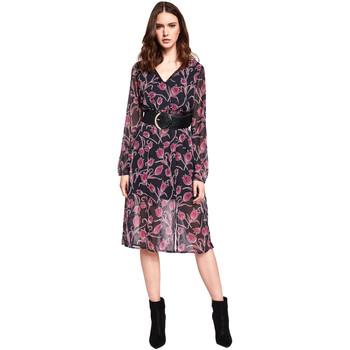 vaatteet Naiset Pitkä mekko Gaudi 921BD15014 Sininen