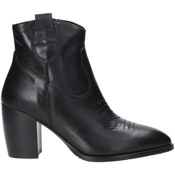 kengät Naiset Nilkkurit Marco Ferretti 172703MF Musta