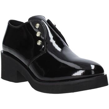 kengät Naiset Mokkasiinit Apepazza 9FSTN20 Musta