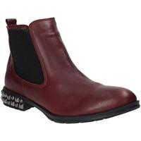 kengät Naiset Nilkkurit Bueno Shoes 9M3402 Punainen