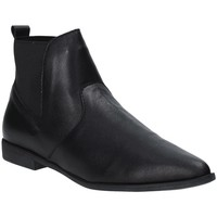 kengät Naiset Nilkkurit Bueno Shoes 9P0708 Musta