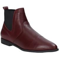 kengät Naiset Nilkkurit Bueno Shoes 9P0708 Punainen