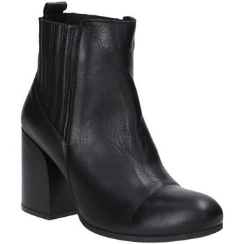 kengät Naiset Nilkkurit Bueno Shoes 9P4801 Musta