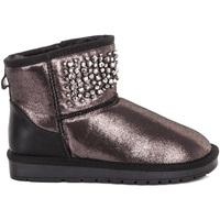 kengät Naiset Nilkkurit Gold&gold B19 GJ213 Musta