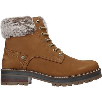 kengät Naiset Nilkkurit Wrangler WL92524A Ruskea