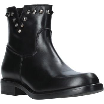 kengät Naiset Bootsit Pregunta IBO4023-BV Musta