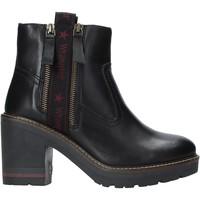 kengät Naiset Nilkkurit Wrangler WL92602A Musta