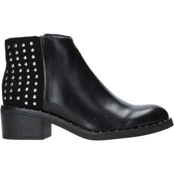 kengät Naiset Nilkkurit Gold&gold B19 GJ180 Musta
