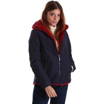 vaatteet Naiset Parkatakki Invicta 4431581/D Sininen