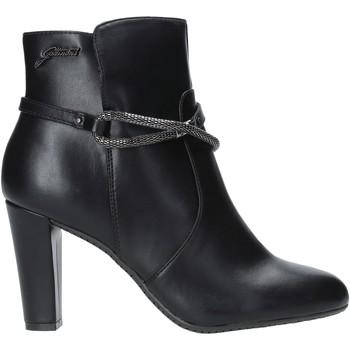 kengät Naiset Nilkkurit Gattinoni PINKA0923W Musta
