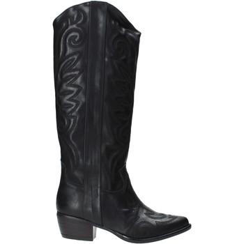 kengät Naiset Saappaat Grace Shoes 544104 Musta